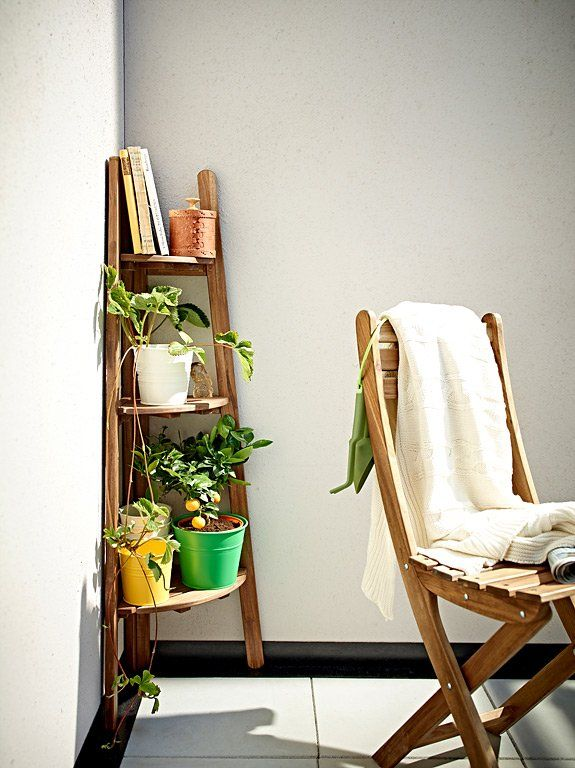 Askholmen ikea plant stand