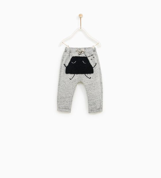 ZARA - SALE - MONSTER TROUSERS WITH POCKET