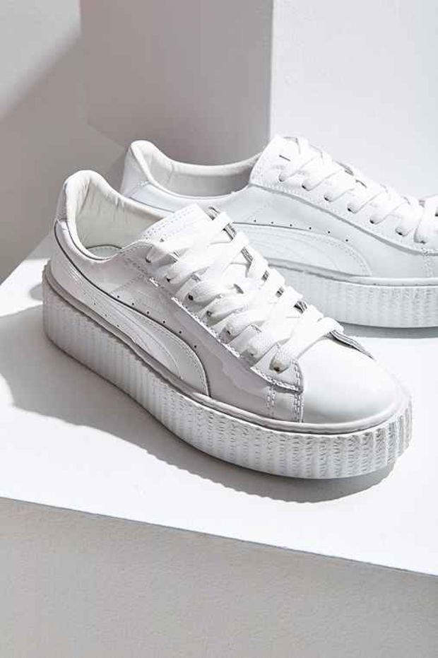 Shop Puma Fenty by Rihanna Basket Creeper Glo Sneaker at Urban Outfitters  today. We carry all the latest styles, colors and brands for you to choose  from ...