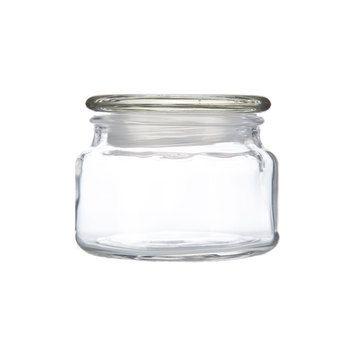 Glass Jar With Spoon Glass Jars Jar Glass Jars With Lids