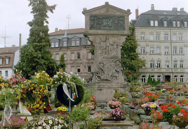 Friedhof Nürnberg