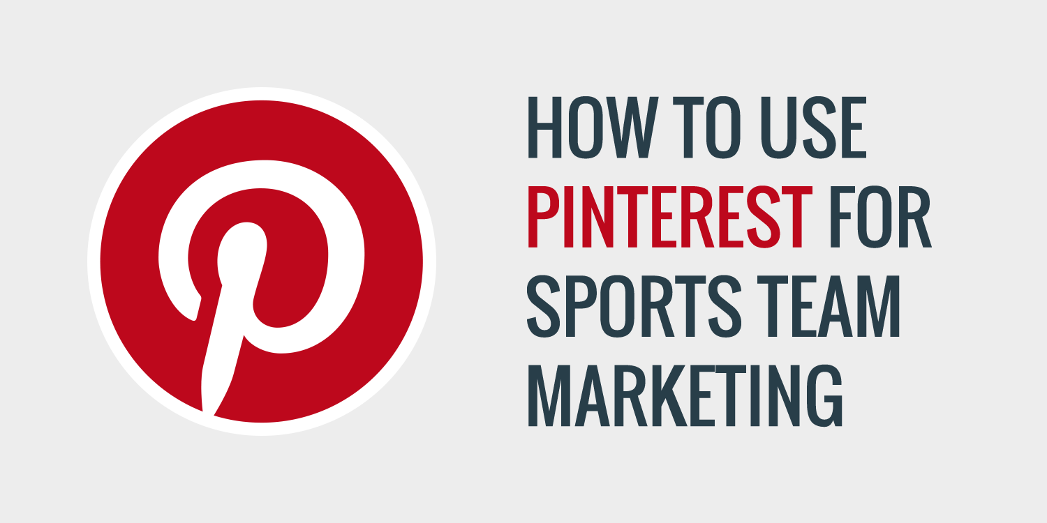 Pin sports logopng on pinterest - How To Use Pinterest For Sports Team Marketing