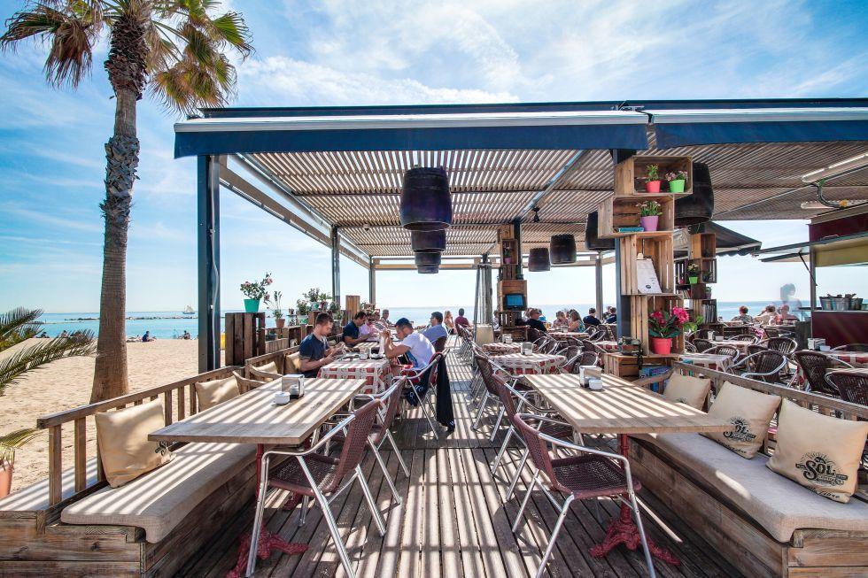 Fotos Barcelona De Terraza En Terraza Chiringuitos Hoteles De Playa Bares Y Pubs