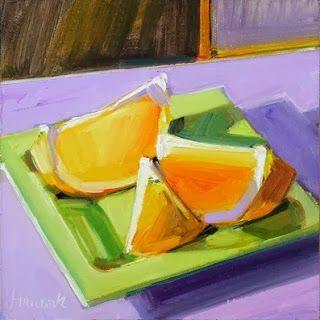 Painting Triadic Colors Fine Art Triadic