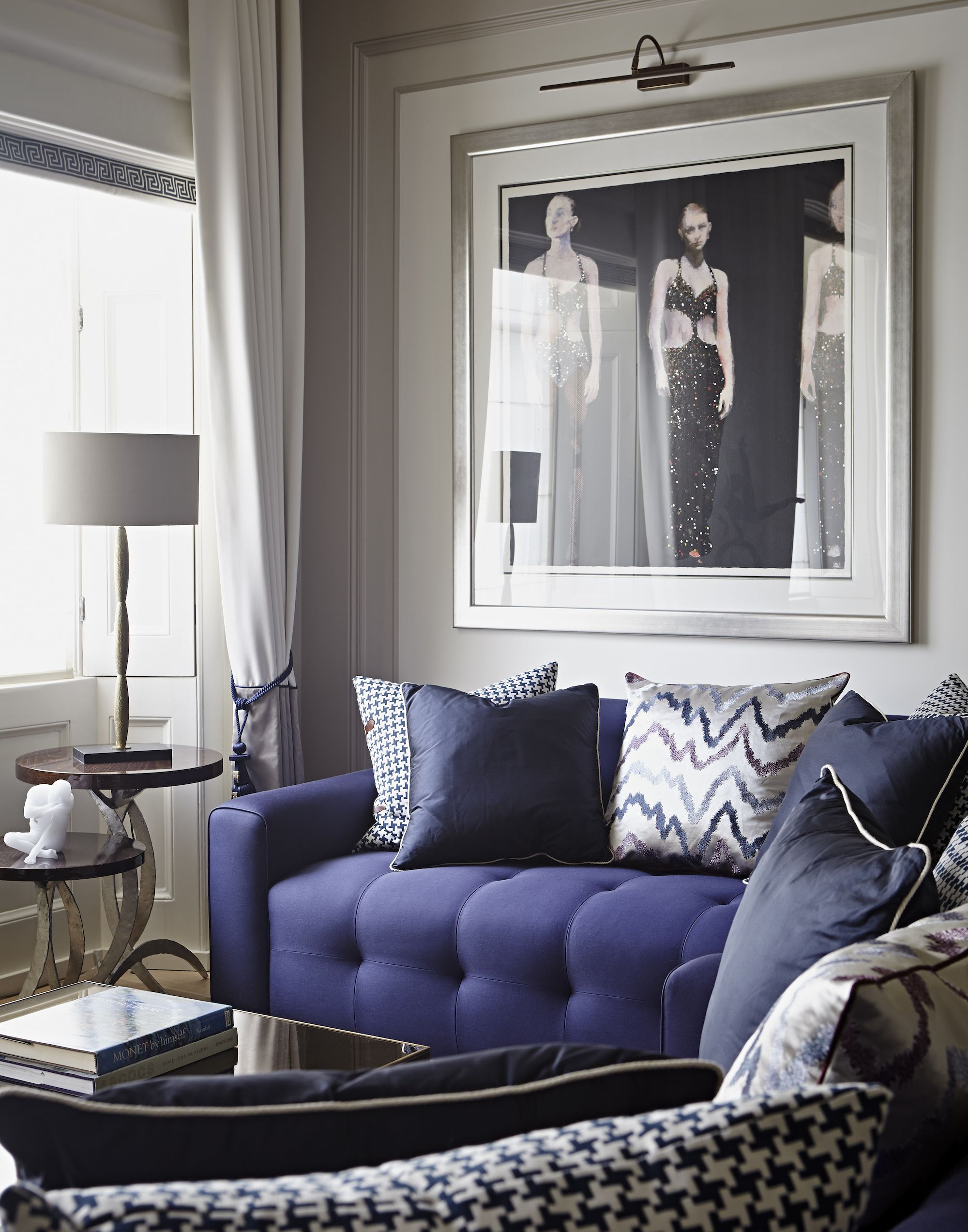 Explore living room designs and browse photos from the finest interior designers and architects on