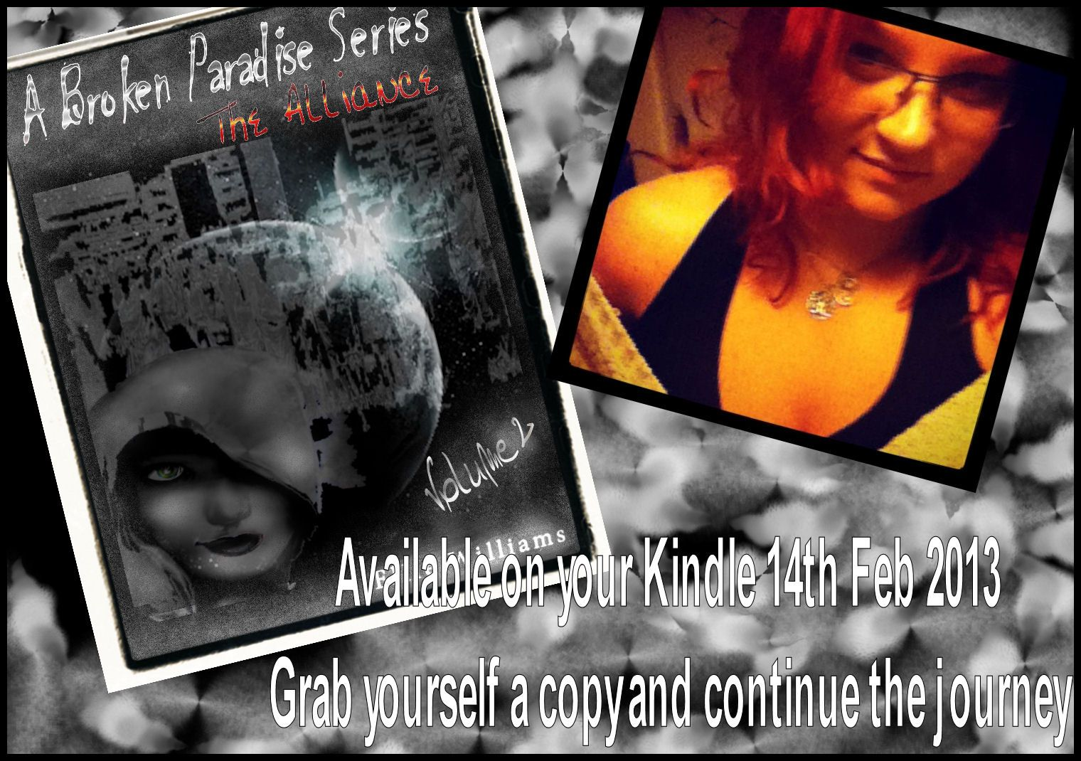 The Alliance is the second installment to the A Broken Paradise Series.