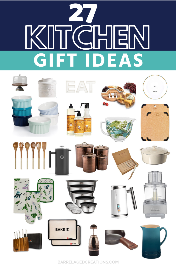 27 Best Kitchen Gifts That You Ll Want To Keep Barrel Aged Creations Gifts For Cooks Kitchen Gifts Kitchen Gift