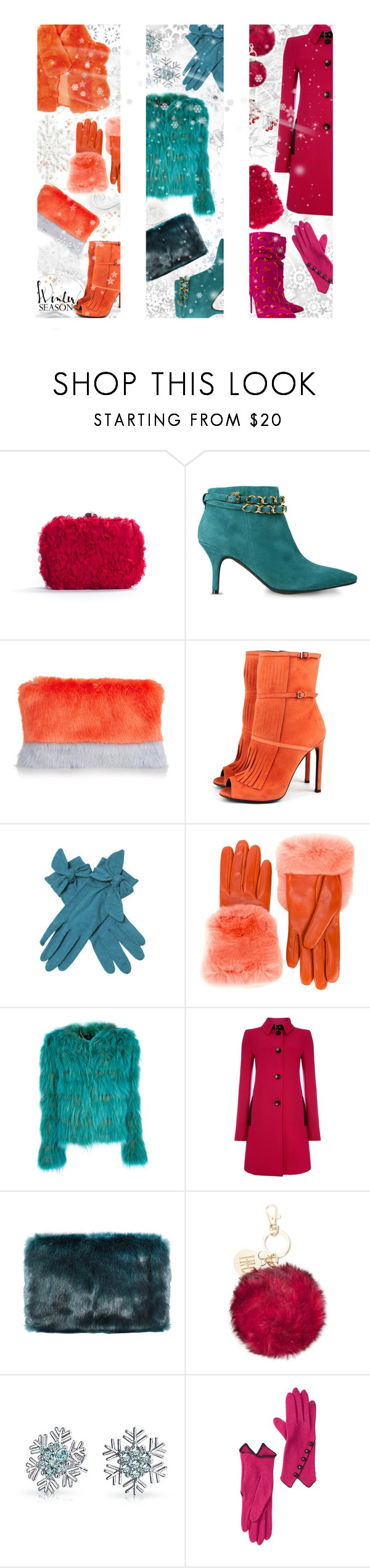"""WINTER COLORS - 6 Dec 2015"" by tupac4eva ❤ liked on Polyvore featuring mode, Lulu Townsend, Love Moschino, Shrimps, Blugirl, Gucci, Miss Selfridge, GALA, SLY 010 et Armani Jeans"
