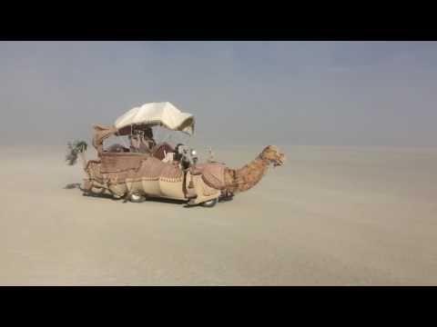 Burning Man 2016 - Beautiful Documentary - Freedom On The Playa