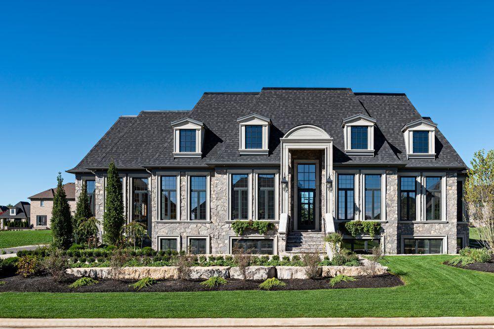 A La Mode Custom Home Builders House Exterior Custom Homes
