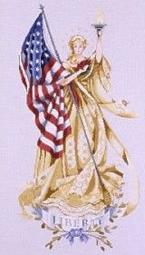 """""""The Lady of the Flag"""""""