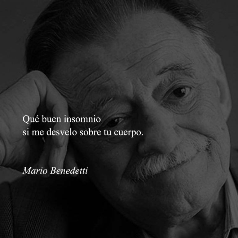 Photo of Mario Benedetti: Frases de amor – Las frases más románticas de Benedetti