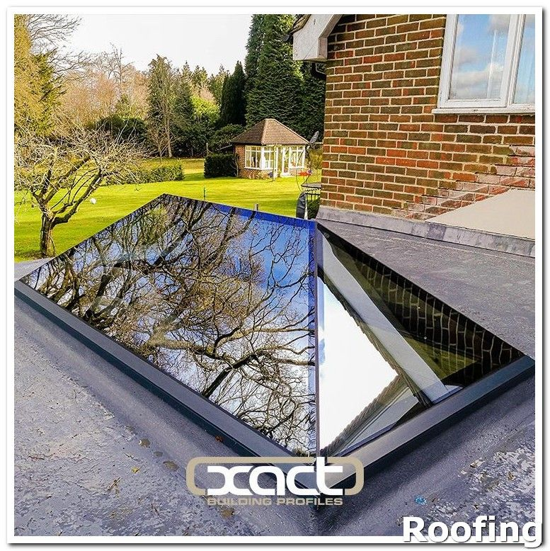 Roofing Ideas You Should Have Certain Expectations Of Your Roofer For Example Any Shingles That Fall Down To Roof Lantern Glass Roof Roof Architecture