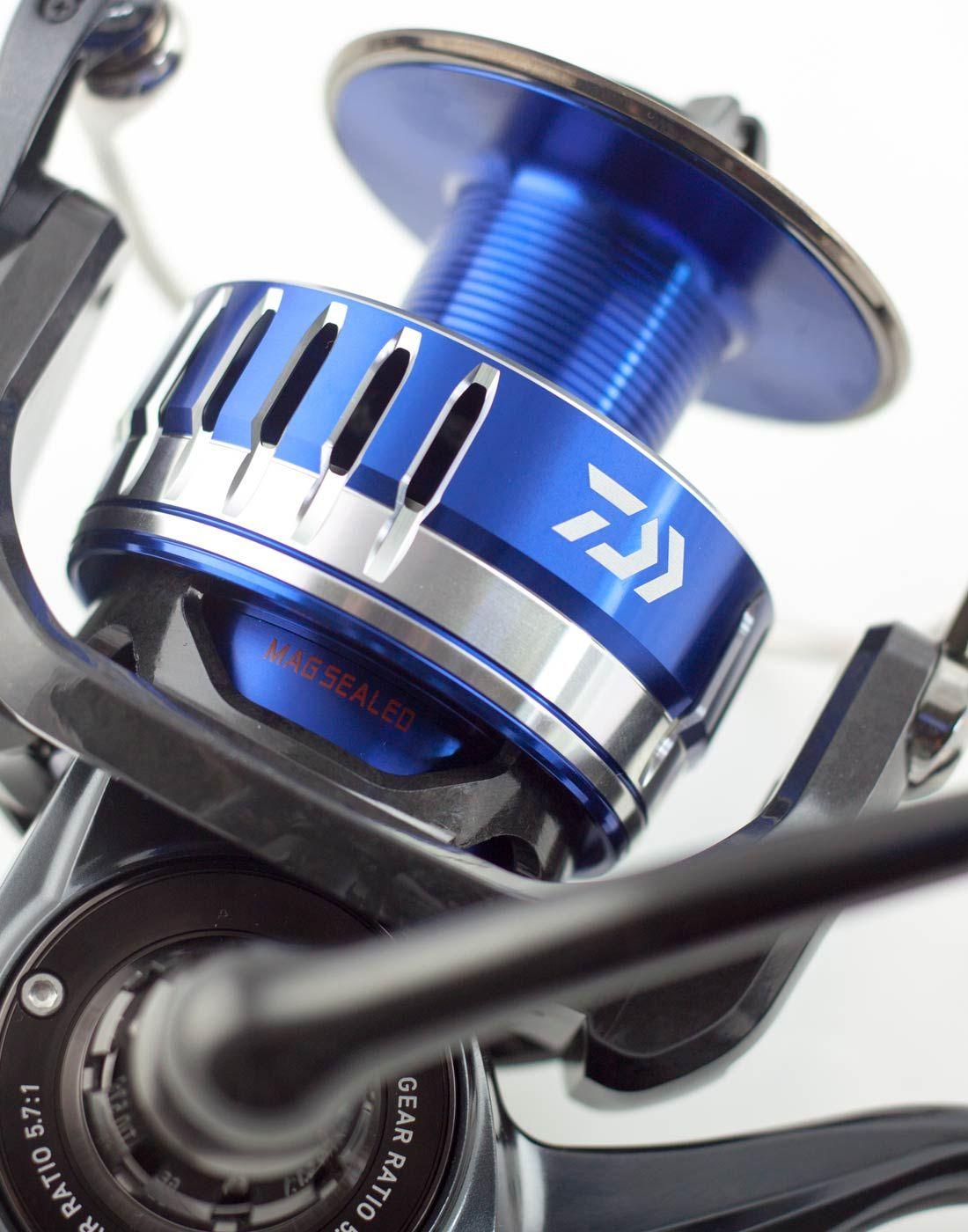 b6d9741a612 Daiwa Saltiga 6500 H | Angelrollen mit Frontbremse | Fishing reels ...