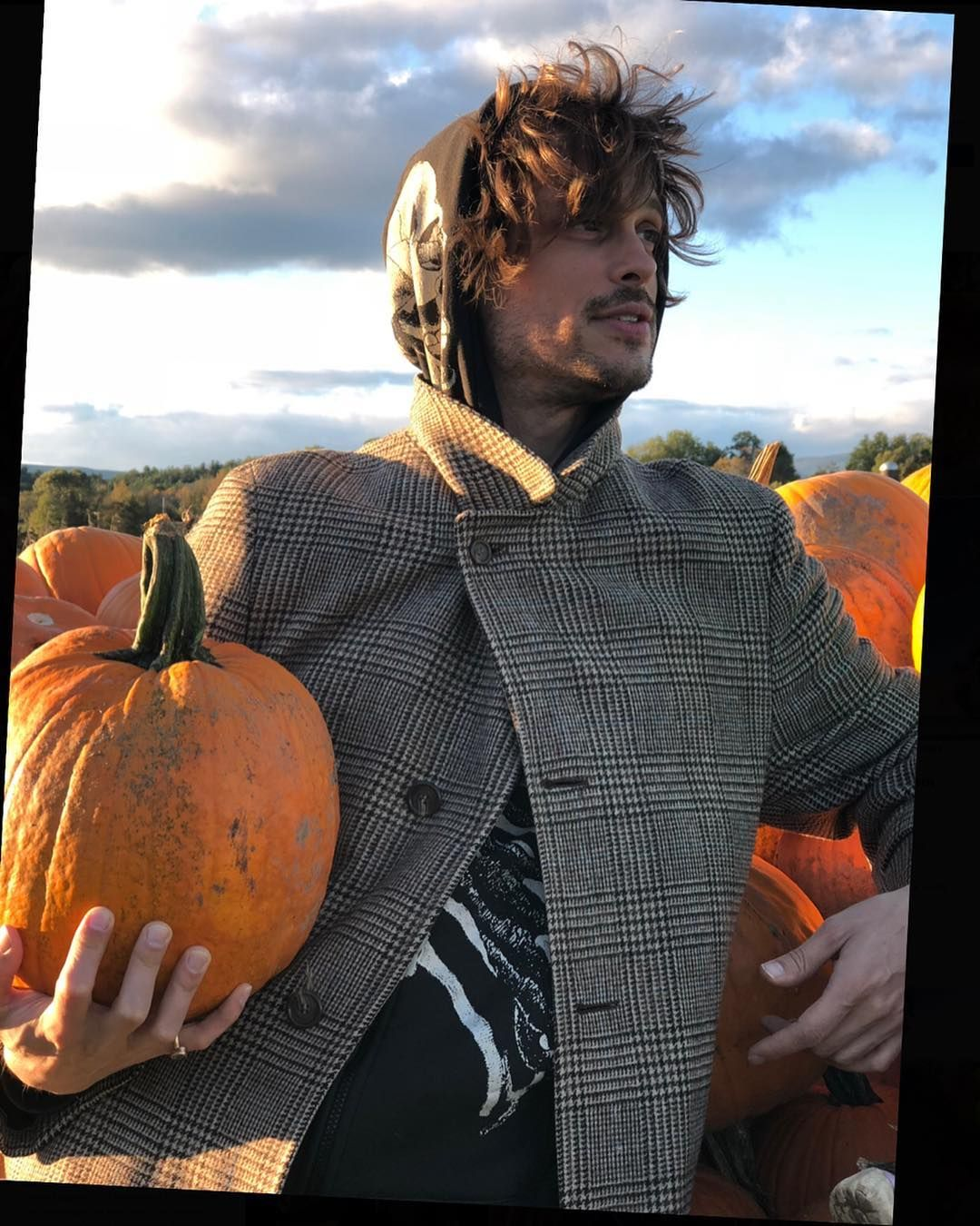 Matthew Gray Gubler is arguably Halloween's No. 1 fan. These are his  spookiest, silliest, and downright Halloween… | Matthew gray, Matthew gray  gubler, Spencer reid
