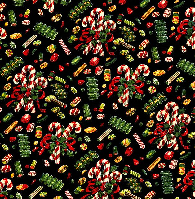 Vintage Christmas Wrapping Paper Vintage Christmas Wrapping