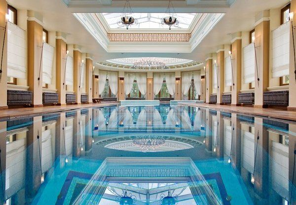 Hotel indoor pool plan  Westin Guangzhou Hotel Indoor Swimming Pool | Pools | Pinterest ...