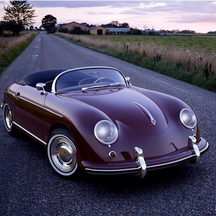 Classy car for a classy man. #GentleManual #Denmark