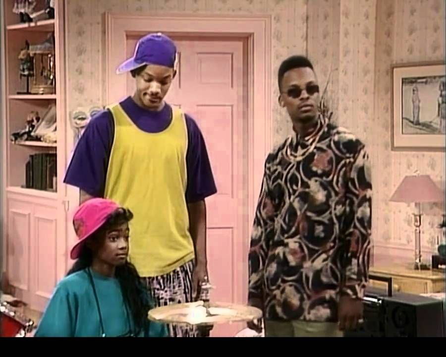 Superb Fresh Prince of Bel Air Drum Lesson Will Smith geht ab