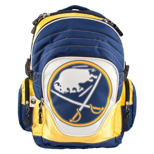 NHL Buffalo Sabres Premium Backpack by