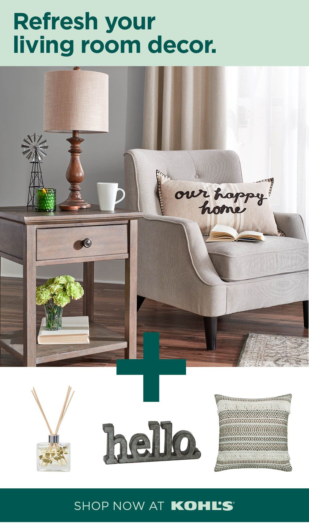 Time For A Refresh Swap Out Your Decor With Fun Fresh Style Find