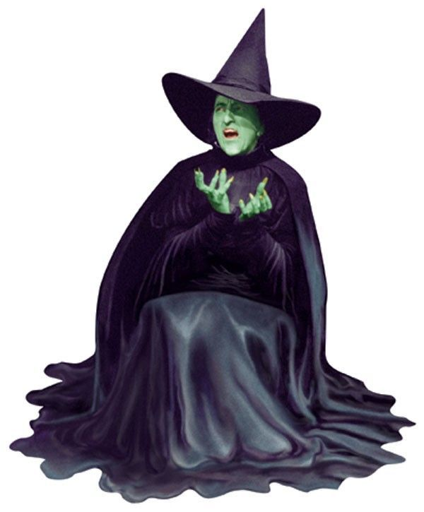 the wiz clip art yahoo image search results the wiz pinterest rh pinterest com  wicked witch of the west clipart