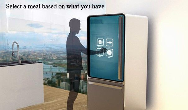 Top 27 Future Concepts And Gadgets For The Home Of 2050 Smart Home Technology Home Technology Smart Fridge