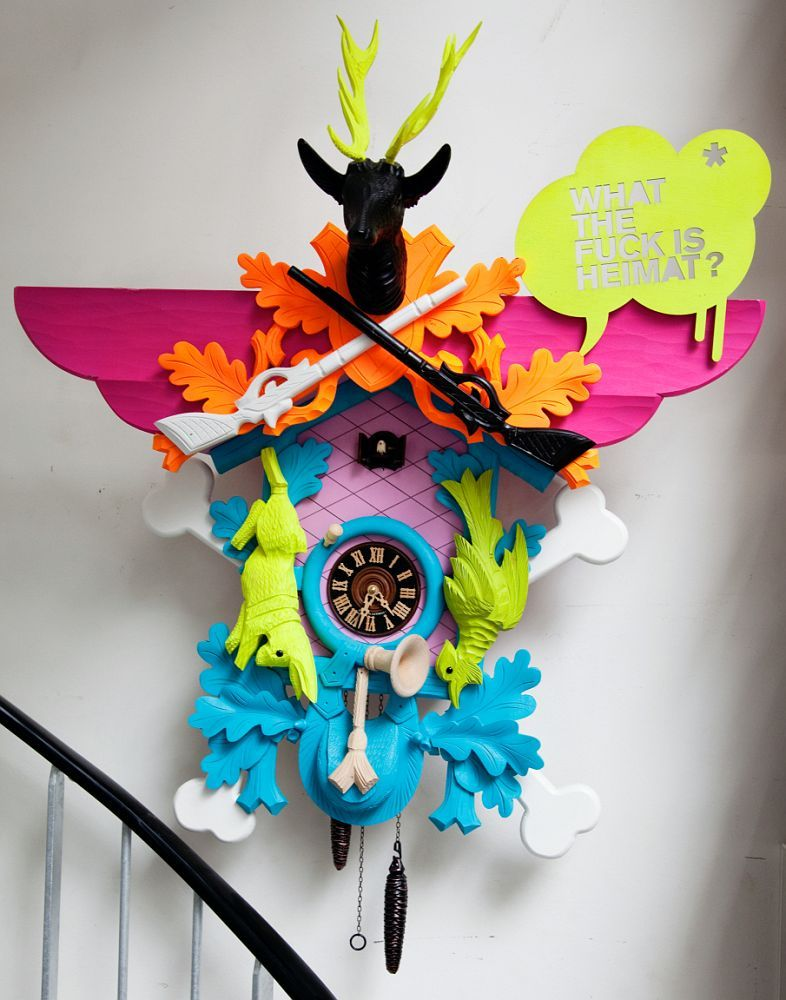 The Selby Book Cuckoo Clock Clock Cuckoo