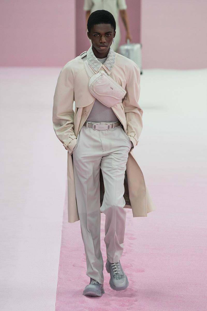 Young Mens Fashion 2020.Dior Men Spring Summer 2020 Mans Runway Collection 2