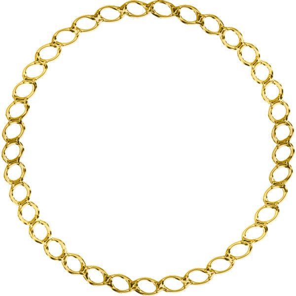 Set Of Gold Frames Frame15 Scrap And Tubes Png Gold Frame Circle Frames Gold