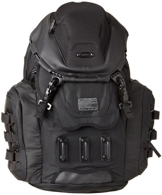 Oakley Men S Kitchen Sink Backpack Stealth Black One Size Lukas Laptop Backpack Mens Oakley Men Backpacks