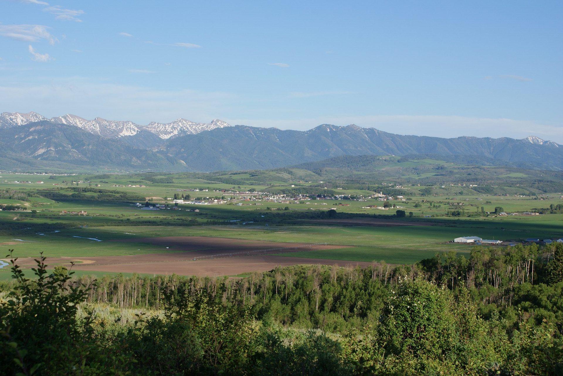 Thayne Wyoming