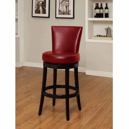 Overstock Com 264 Cosmopolitan Burnt Red Leather Counter Stools Set Of 2 Red Bar Stools Leather Counter Stools White Bar Stools