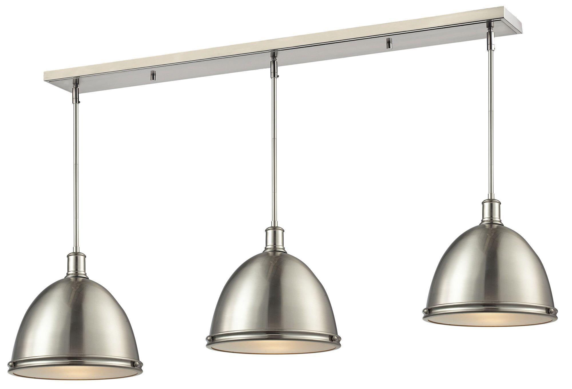 Mason 3 Light Billiard Light | Products | Pinterest | Billiard ...