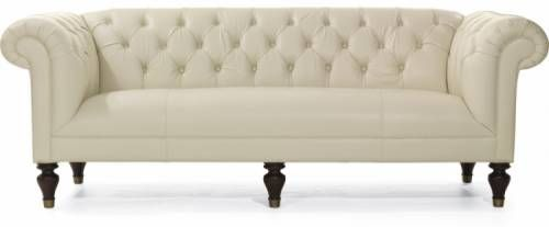 Chester Leather Sofa @ Ruby Living