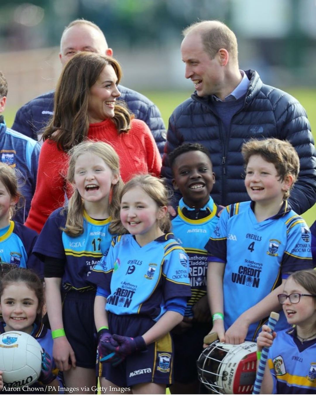 """Photo of HRH The Duchess of Cambridge on Instagram: """"The Duke & Duchess spent their final day of the royal tour in Galway, one of two European Capitals of Culture for 2020, where they spent…"""""""