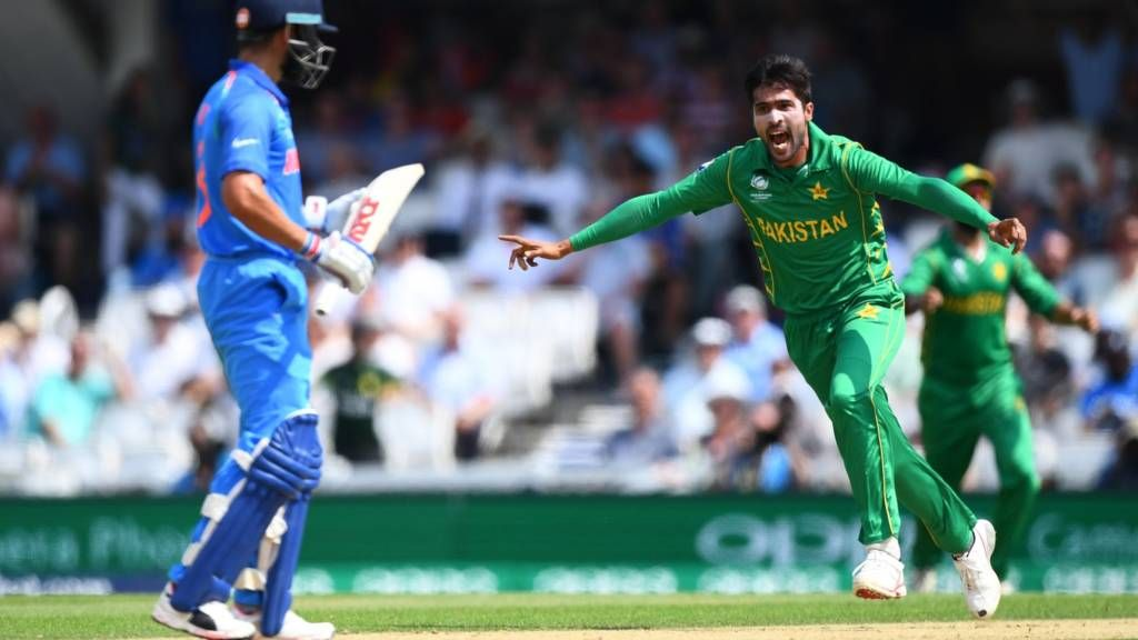 Relive Pakistan's incredible victory over India