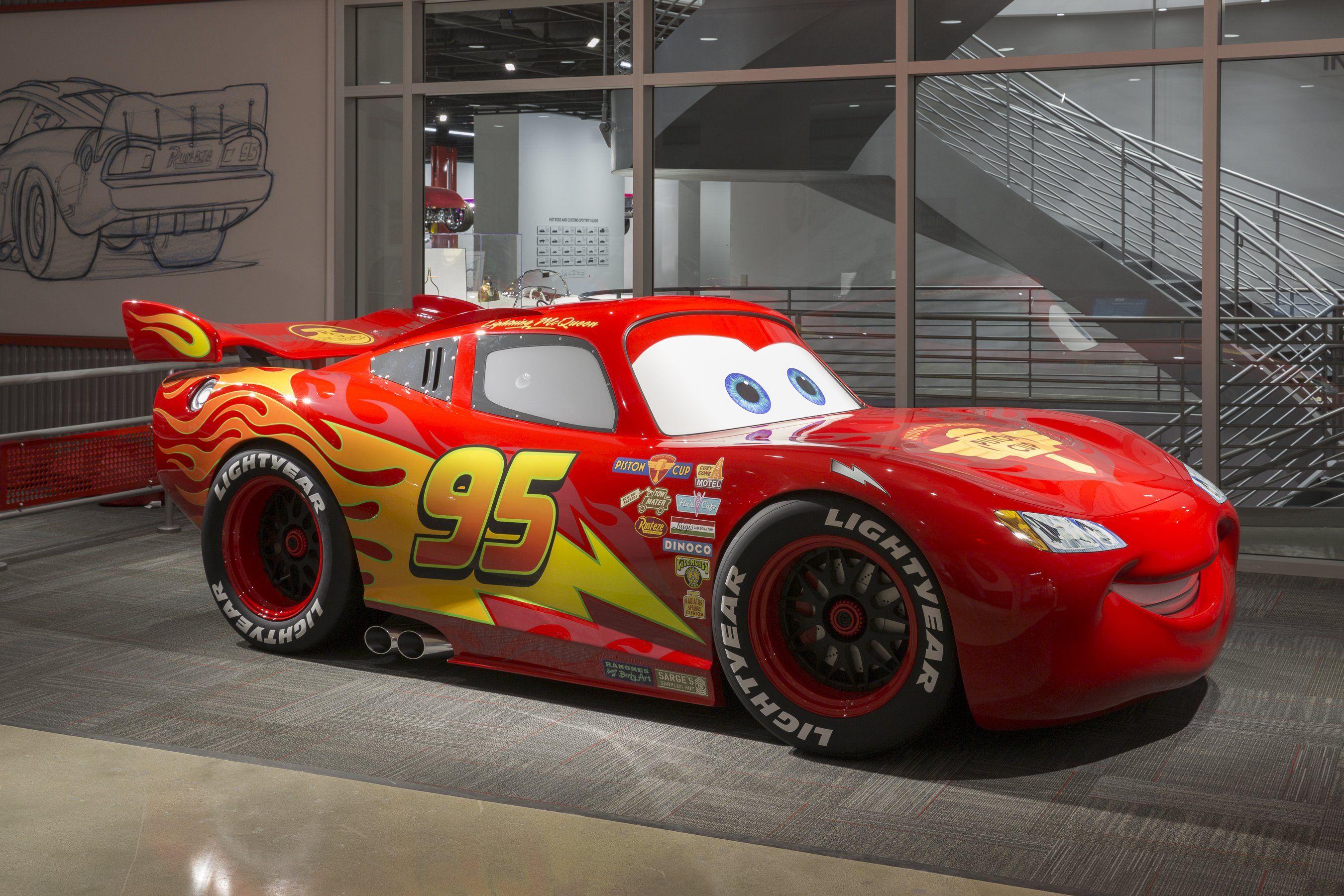 Pixar Cars | Lightning McQueen | Old Rides 4 | Pinterest | Disney ...