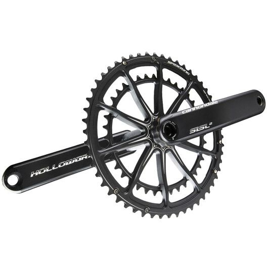 Shop the Cannondale Hollowgram SiSl2 Chainset online at Sigma Sport. Receive FREE UK delivery and returns on all orders over £30!