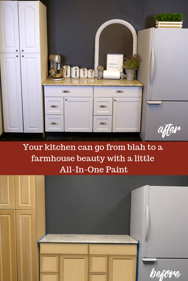 Farmhouse Kitchen Painted Cabinets Painting Cabinets Paint Cabinets White Painted Kitchen Cabinets Colors
