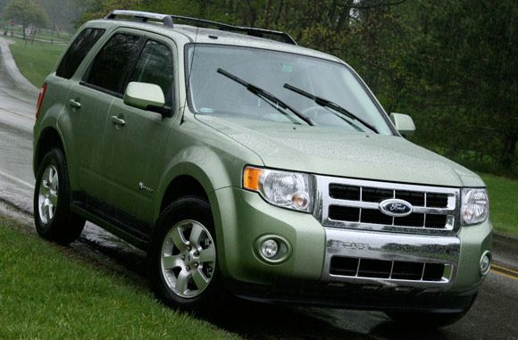 Ford Escape Reviews Ford Escape Ford Explorer Hybrid Ford Sport