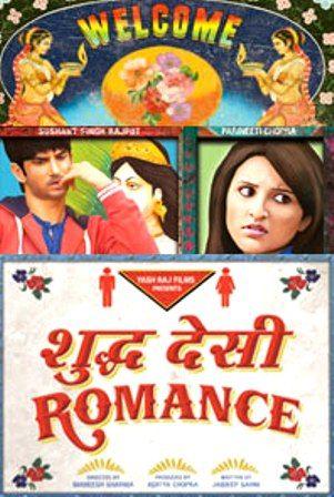 Shuddh Desi Romance 2013 Bollywood Hindi Movie Free Download Mp3 Songs Online Movies Romance Movies Bollywood Romance