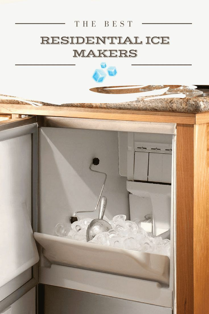 nugget ice maker for home under counter
