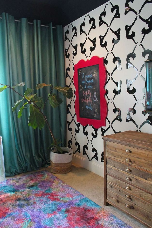 Attraktiv Coole Teenager Mädchen Schlafzimmer Idee Durch Kara Paslay Designs |  Schlafzimmer Interiors | Pinterest | Girl Room, Modern Room Und Room
