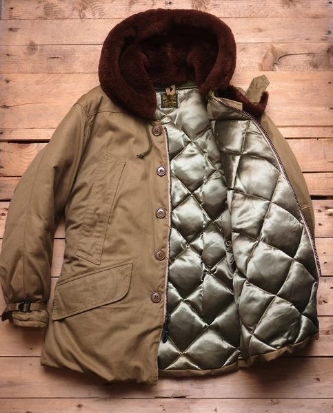 806d7afa8007 Pherrow s TYPE-B9 parka   Military   Parka, Men s coats, jackets ...