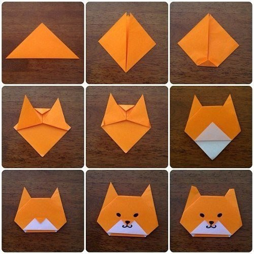 Photo of Origami-Fuchs 0