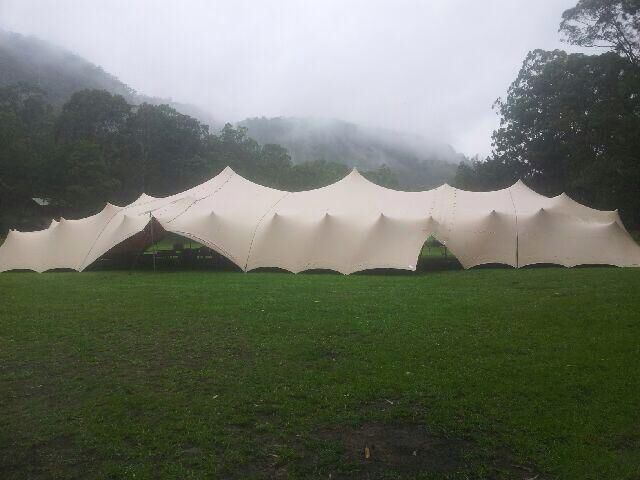 Www Stretchstructures Com Misty Stretch Tent Wedding Marquee