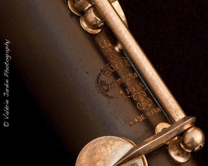 Swell Vintage Buffet Crampon Cie Clarinet Made In Paris Interior Design Ideas Gresisoteloinfo