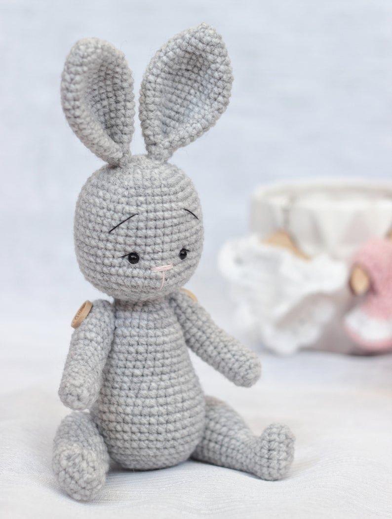 image 7 Gehäkelte spielsachen, Crochet lion und