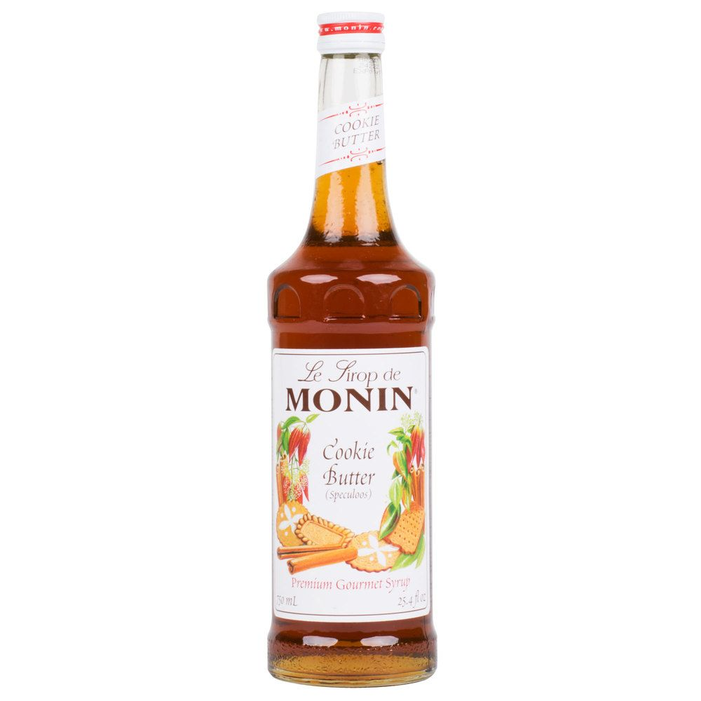 8d2e3409204 Monin Cookie Butter Flavoring Syrup is now on our site!